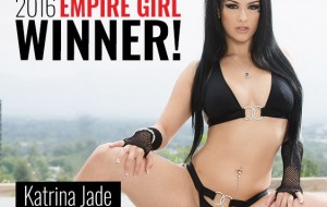 Katrina Jade Crowned Adult Empire's 2016 Empire Girl