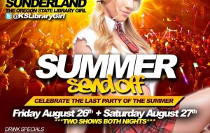"""Kendra """"Library Girl"""" Sunderland to Appear at  H20 Nightclub"""