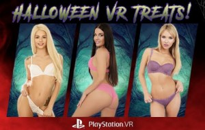 VRBangers.com Is All Treats This Halloween With 5 Exclusive VR Releases