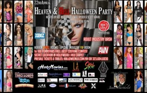 Nikki Delano to Host 2016 Heaven & Hell Halloween Party This Weekend