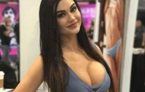Candy & Porn Star Tweet @ Exxxotica UPDATED