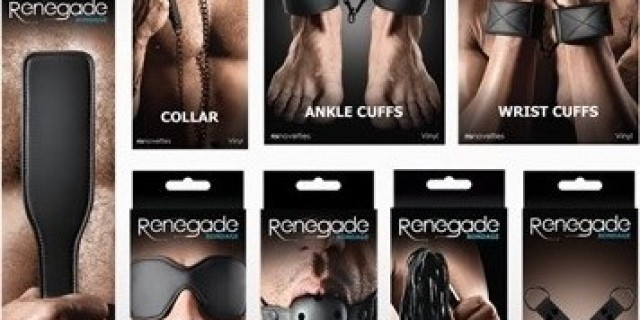 The Renegade Bondage Collection