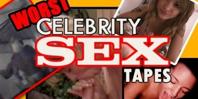 8 Celebrity Sex Tapes You Wish You Hadn't Seen