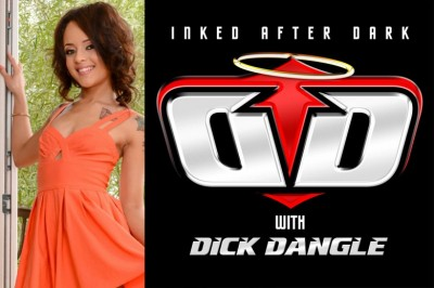 Inked After Dark with Dick Dangle welcomes Holly Hendrix