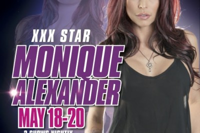 Monique Alexander in Las Vegas