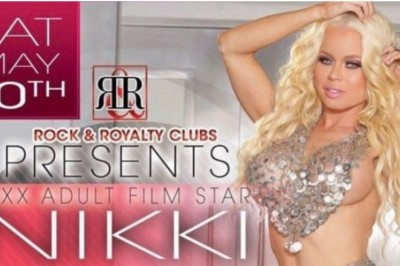 Nikki Delano Doing Feature Dancing Tour of Rock & Royalty Clubs in Connecticut