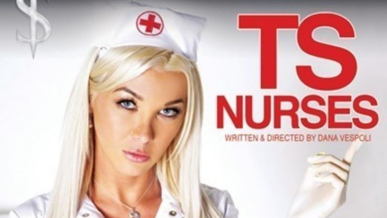 Transsenual Rolls Out New Series, 'TS Nurse' w/ Aubrey Kate *PHOTOS