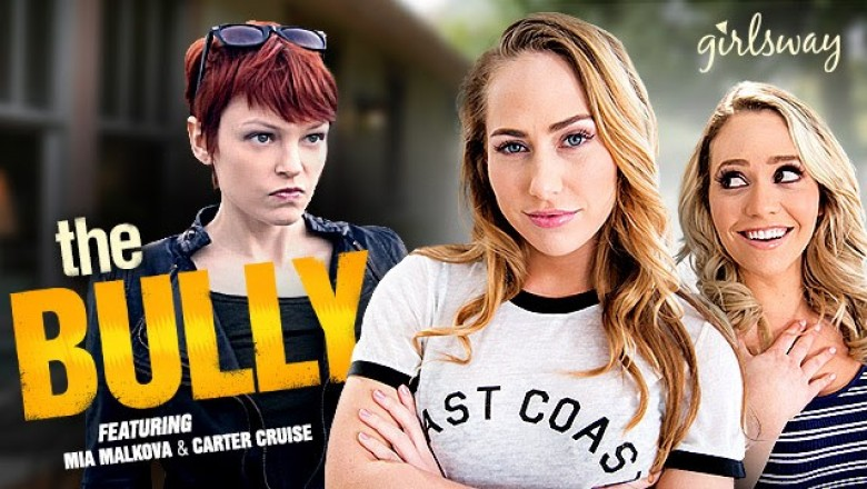 Girlsway Network brings Fan's Fantasy to Life in The Bully