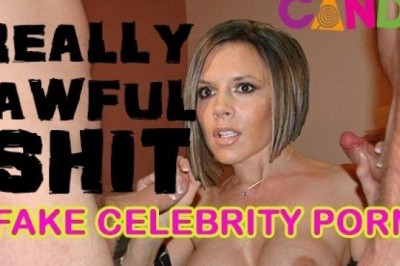 Really Awful Shit: Fake Celebrity Porn