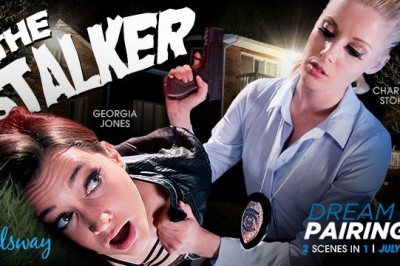 The Stalker starring Georgia Jones