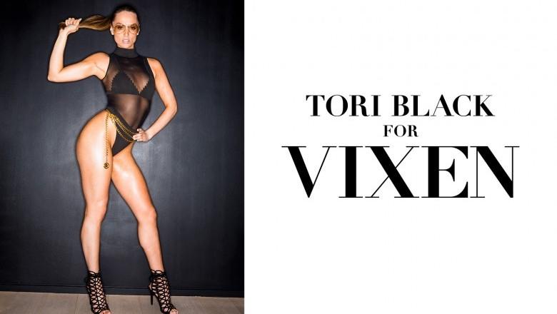 Tori black is back