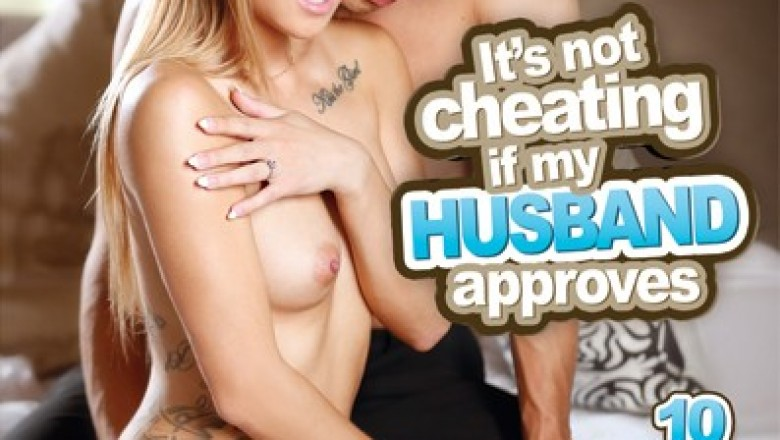 'It's Not Cheating If My Husband Approves' Featuring Hollie Mack