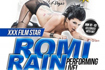 Romi Rain at Little Darlings in Sin City