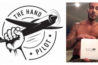The Hand Pilot Adds New Product Reviews to YouTube Channel from Adult Star Quinton James