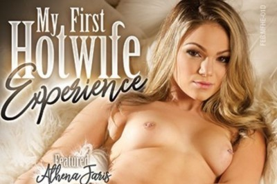 'My First Hotwife Experience' featuring Athena Faris