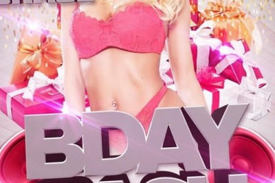 Brooklyn Chase Celebrates Her Dirty 30s This Saturday at Spearmint Rhino Pittsburgh