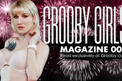 Lena Kelly Graces Cover of Free Digital Mag 'Grooby Girls'