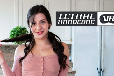 Secret Affair with Neighbors Daughter Natalie Brooks at Lethal VR
