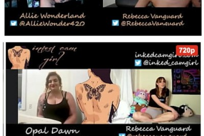 Inked Cam Girl Launches Podcast on XVideos Hosted by Rebecca Vanguard