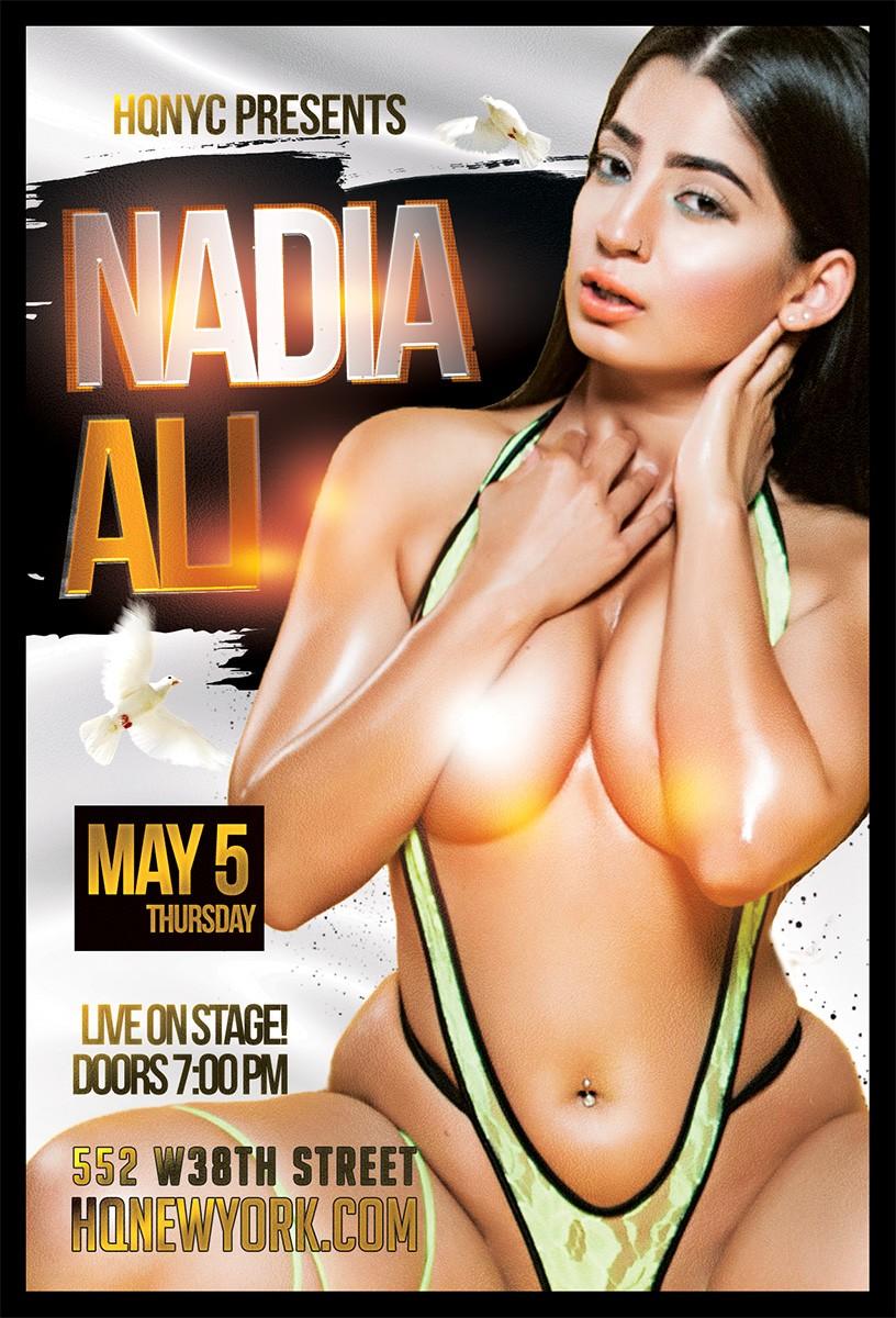 Nadia Ali New Xxx