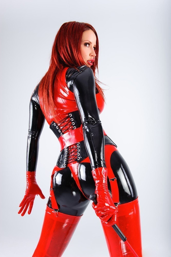 Latex & Rubber Girls | Candy.porn