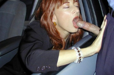 Awesome Amateur Car Blowjobs