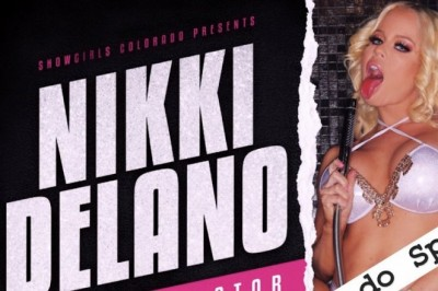 Nikki Delano Headlining One Night Only at Déjà Vu Showgirls in Colorado Springs, CO