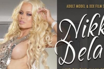 Nikki Delano Headlining at Hush Gentlemen's Club in Tampa, Florida This Weekend