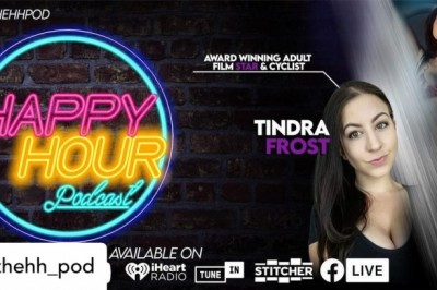 Tindra Frost Guests on Happy Hour Podcast & Educates Hosts on Iceland